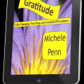 Video Download GRATITUDE Guided Affirmations and Teaching by Michele Penn