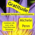 Audio download ~ Gratitude Affirmations and Teaching on Gratitude