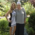 My meeting with Byron Katie in her lovely home.