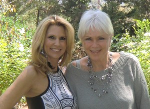 Michele Penn and Byron Katie