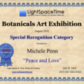 """All Photography"" Art Exhibition – July 2018. Special Recognition Awards."